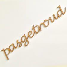 Pasgetroud