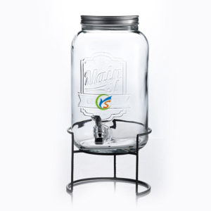 Clear-Beverage-Dispenser-with-Stand