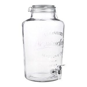 Mason jar dispenser 8 litre