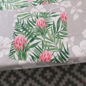 Botanical napkins
