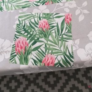 Botanical napkins